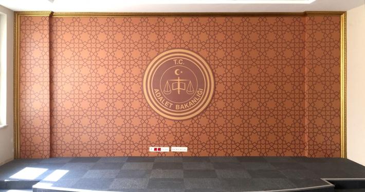 Konferans Salonu Duvarı